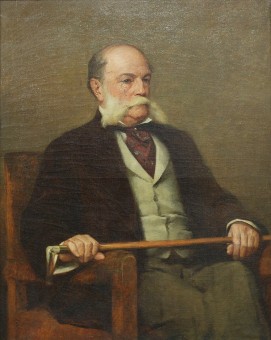 Samuel Isham (1855-1914)