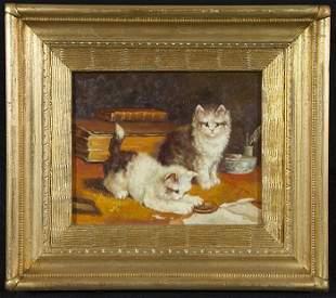 Oil Kittens