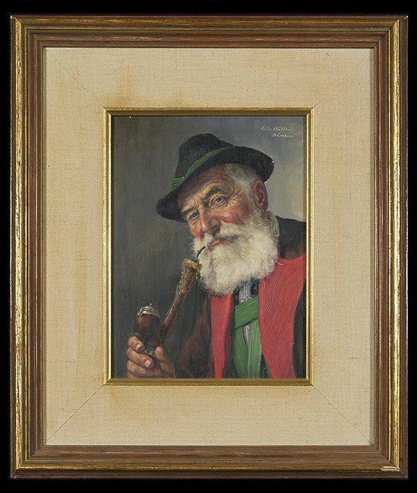Fritz Muller (1913-1972)
