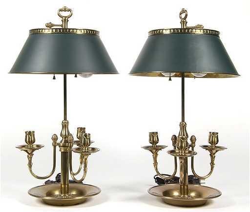 3512de0210207 Chapman Bouillotte Lamp