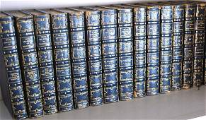 Set of Leather Bound Books