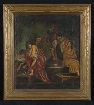 18th Century Oil
