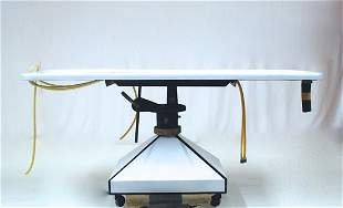 Porcelain Embalming Table