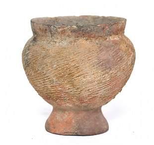 Small Thai Jar, Circa 3000-2000 BC