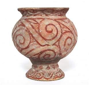 Large Thai jar Ca. 300 BC