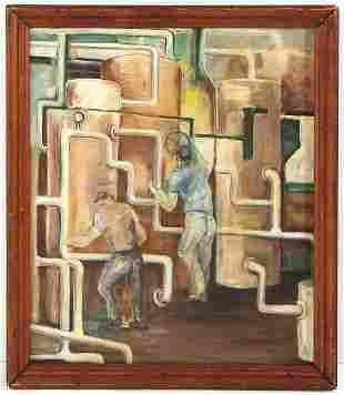WPA Industrial Painting