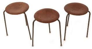Arne Jacobsen Dot Stools