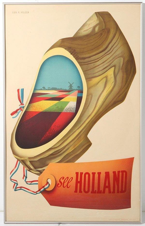 Cornelius Van Velson Poster