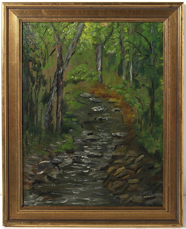 Cooper  Landscape, 1935