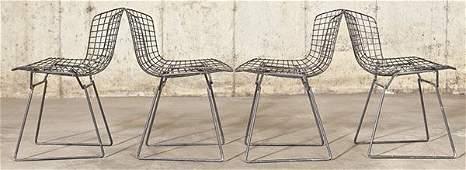 Harry Bertoia Dining Chairs