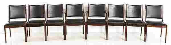 Ib Kofod-Larsen Dining Chairs (Attribution)