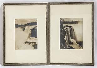 Photographs of Niagara Falls