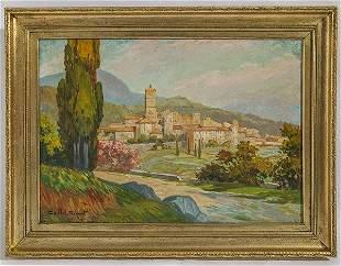 Caillol Frimont Oil