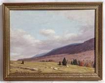 Andrew Thomas Schwartz (1867-1942) Oil