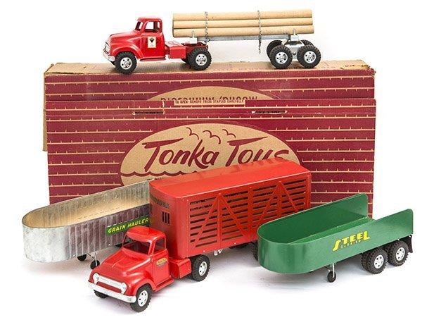 Tonka Trailer Fleet No 675-5