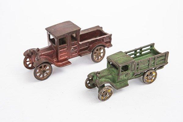Cast iron trucks