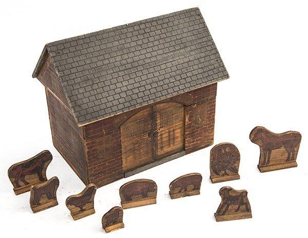 Early 20th Century Barn