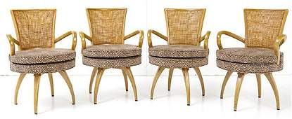 Tommi Parzinger (Attribution) Dining Chairs