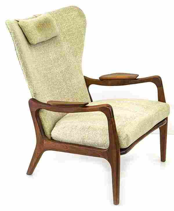 Adrian Pearsall Sculptured Lounge Chair