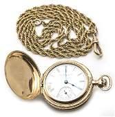 Ladys Elgin Pocket Watch