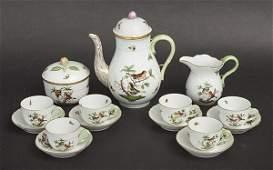 Herend Hungary Tea Set