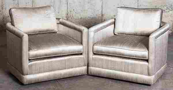 Tommi Parzinger (Attribution) Lounge Chairs