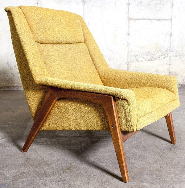 Folke Ohlsson Lounge Chair