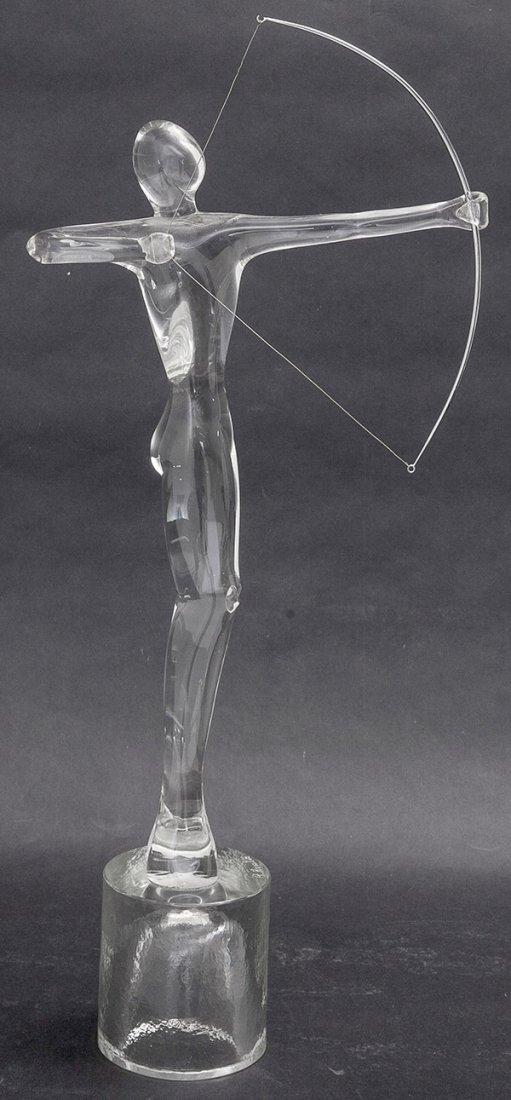 Renato Anatra Murano Sculpture