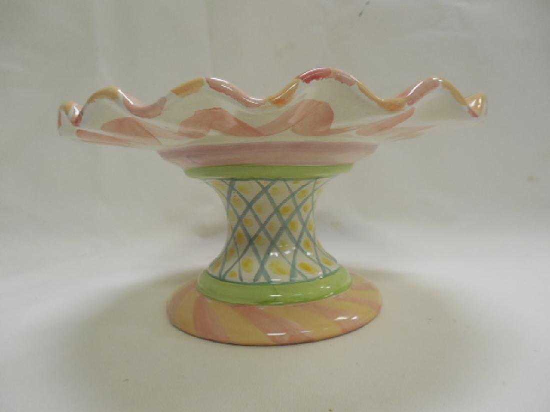 Large Mac Kenzie Footed Compote