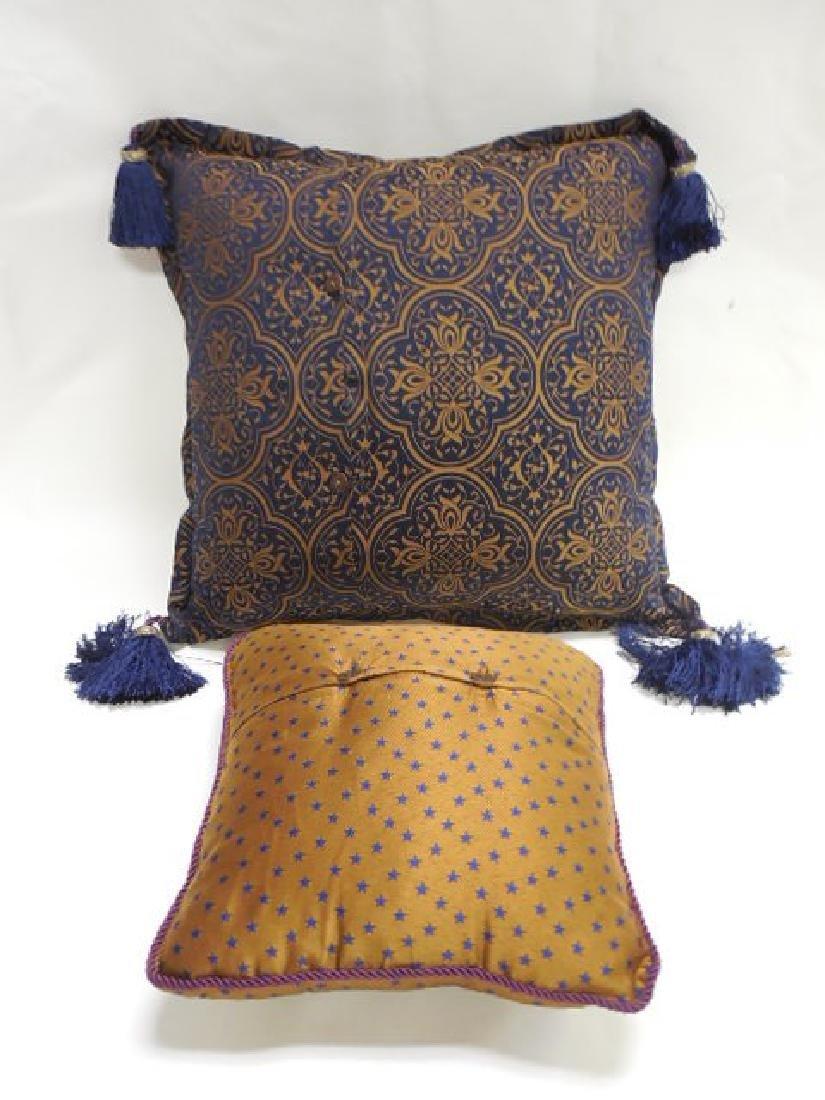 2 Mac Kenzie Childs Pillows - 3