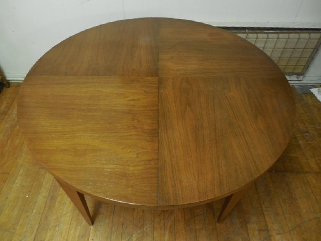 John Stuart Round Table Dining Table & 4 Chairs - 3