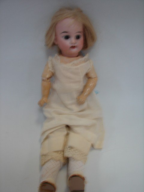 79: 1894 Armand Marseille Doll