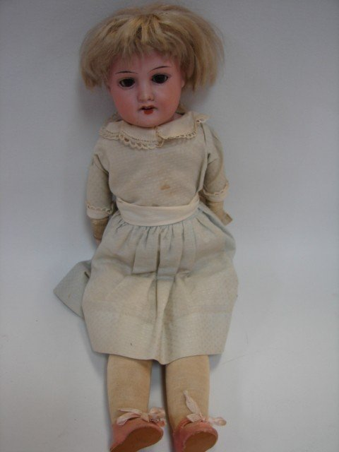 80: Old Porcelain Doll