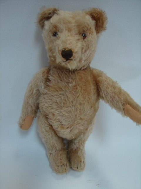 83: 1950s Mohair Teddy Bear