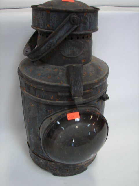 86: Great Northern Railway Lantern