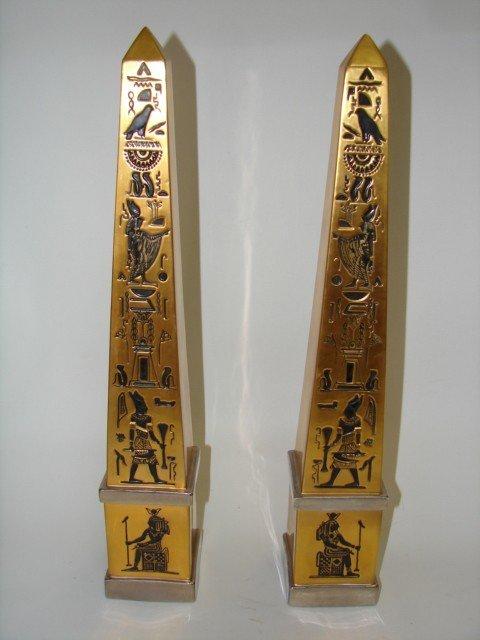 136: Boehm Obelisks