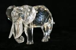 51 Swarovski Crystal Elephant