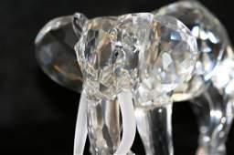 52 Swarovski Crystal Elephant