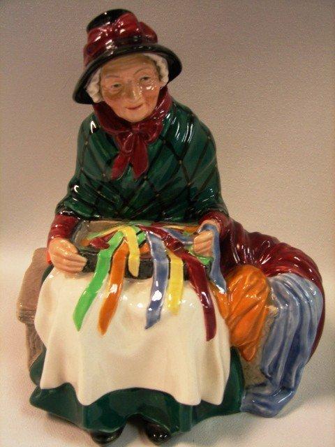 1: Royal Doulton Figurine