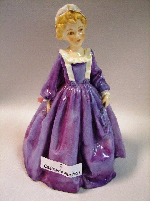 2: Royal Doulton Figurine