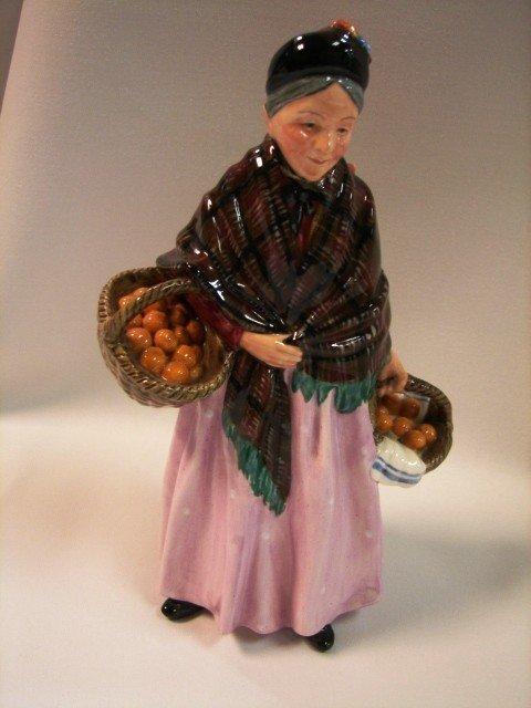 4: Royal Doulton Figurine