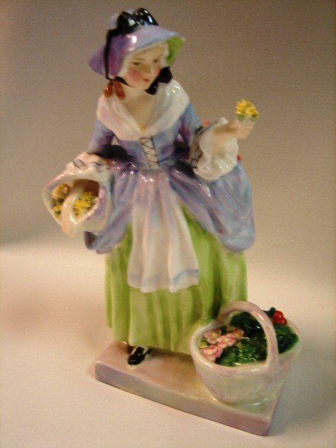 5: Royal Doulton Figurine