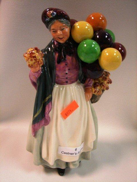 6: Royal Doulton Figurine