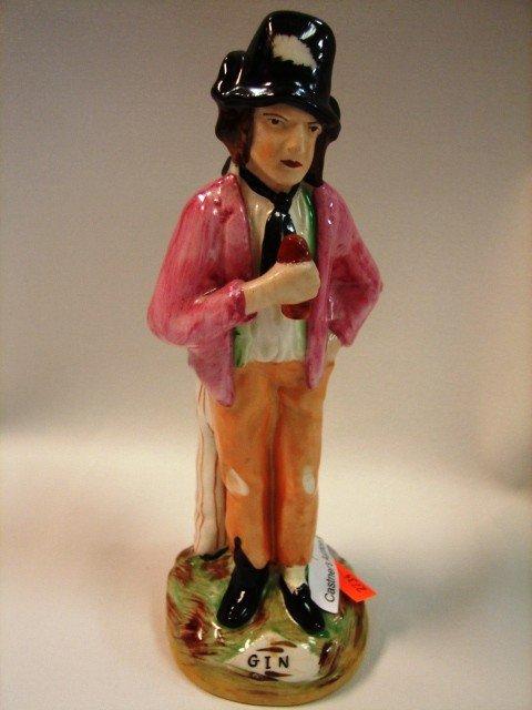 7: Staffordshire Figure