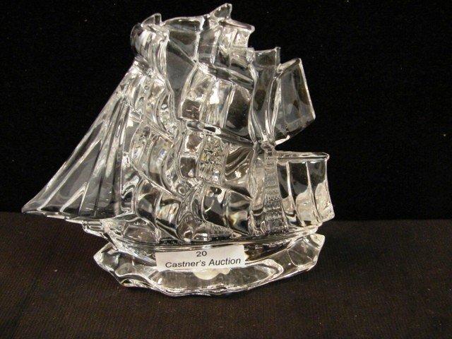 20: Waterford Crystal