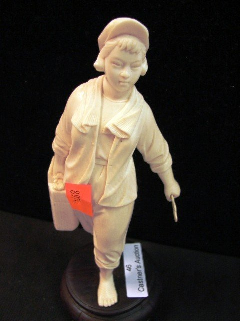 46: Cultural Revolution Ivory