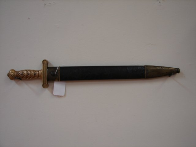 6: Union Artillery Knife/Sword