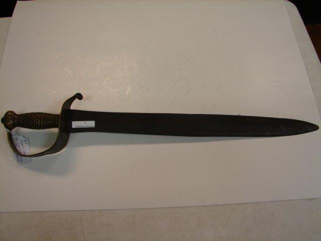 7: Navy Confederate Sword