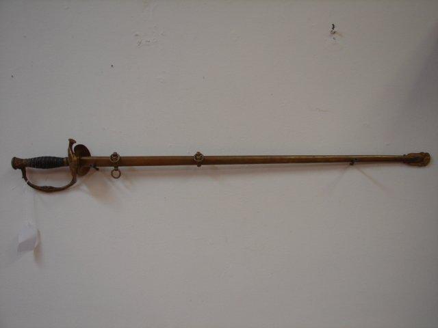 11: Civil War Sword