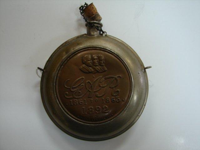 22: 1892 GAR Souvenir